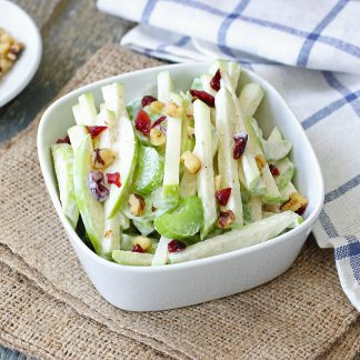 Apple and Celery Salad - Home delivery.