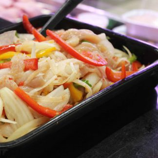 Sweet chilli chicken stir fry - order online today