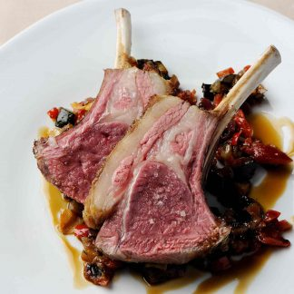 Lamb Dishes, available for home delivery.
