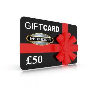 mckee's of maghera - gift cards