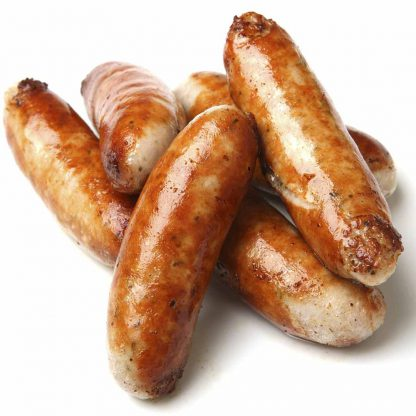 Mc Kee's sausages - home delivery