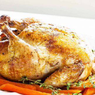 Whole Chicken - perfect for those dinner party's!